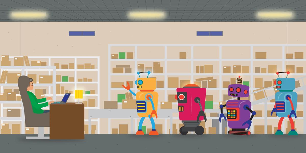 Dresor de roboți